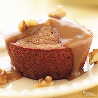 Image of Apple Butter Cupcakes, Better Homes and Garden