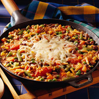 Hearty Rice Skillet