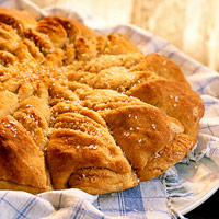 Image of Almond Breakfast Bread, Better Homes and Garden