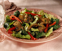 Image of Asian-style Beef Salad, Better Homes and Garden
