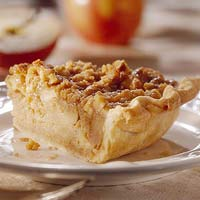 Image of Apple Pudding Pie, Better Homes and Garden