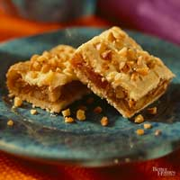 Image of Apricot Nut Bars, Better Homes and Garden