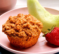 Image of Apple And Oat Bran Muffins, Better Homes and Garden