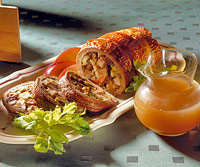 Image of Apple-stuffed Pork Roast, Better Homes and Garden