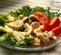 Image of Antipasto Tuna Salad, Better Homes and Garden