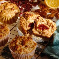 Two-Bran Refrigerator Muffins