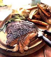 California-Style Flank Steak
