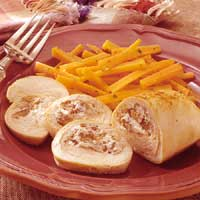 Blue Cheese-Stuffed Chicken Breasts