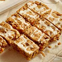 Image of Apricot-oatmeal Bars, Better Homes and Garden