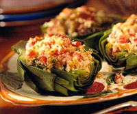 Image of Artichokes Parmesan, Better Homes and Garden