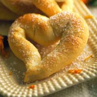 Image of Almond Filled Rolls For 10, Better Homes and Garden