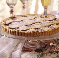 Image of Austrian Linzer Torte, Better Homes and Garden