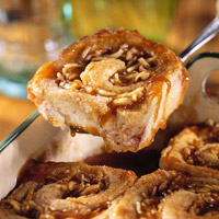 Spiral Apple Dumplings