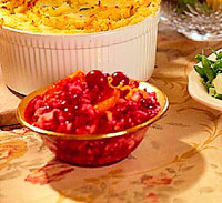 Cranberry-Apple-Orange Relish