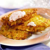 Tasty Potato Latkes