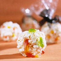 Silly Popcorn Treats