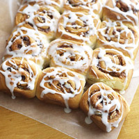People-Pleasing Cinnamon Rolls