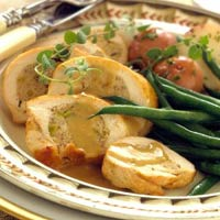 Image of Amish-Style Stuffed Chicken, Midwest Living
