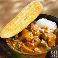 Image of African-creole Turkey Gumbo, Better Homes and Garden