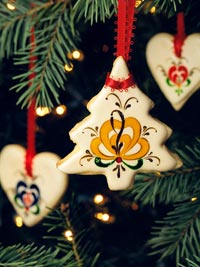 Image of Advent Cookie Tree, Better Homes and Garden
