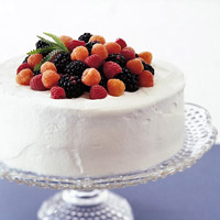 Sherry-Almond Cake