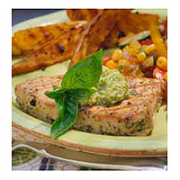 Lime-Marinated Swordfish