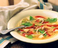 Image of Asian Chicken Noodle Soup, Better Homes and Garden