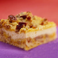 Lemon-Pecan Bars