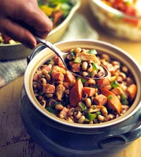 Image of As-Good-As-It-Gets Black-Eyed Peas, Midwest Living