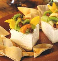 Feta-Fruit Appetizer