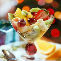 Ginger Fruit Compote