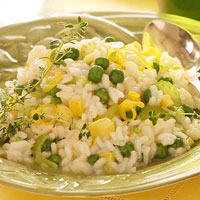 Risotto Primavera