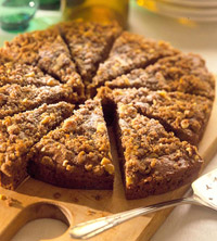 Heart-Healthy Apple Coffee Cake