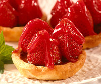 Strawberry Tarts
