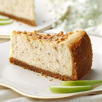 Image of Almond Brickle Cheesecake, Better Homes and Garden