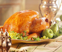 Roast Turkey Guidelines