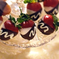 Dipped Chocolate covered Strawberries