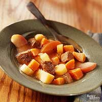 Autumn Harvest Stew