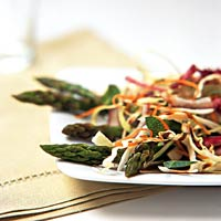 Image of Asian-style Asparagus Slaw, Better Homes and Garden