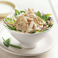 Ginger-Lime Chicken Salad