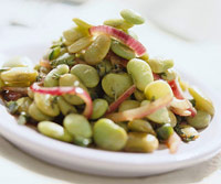 Beer-Barrel Lima Beans