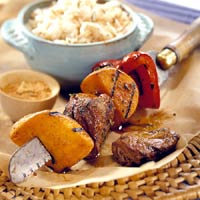Image of African Piri-piri Kabobs, Better Homes and Garden