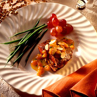Image of Apricot-and-almond-stuffed Steak, Better Homes and Garden