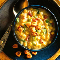 Triple-Corn Chowder