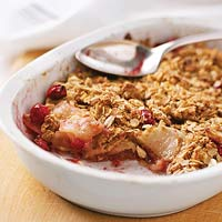 Image of Apple Cranberry Crisp, Better Homes and Garden