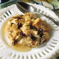 Image of Apple Bread Pudding, Better Homes and Garden