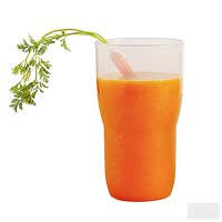 Carrot-Apple Smoothie