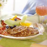 Image of Apple Griddle Cakes, Better Homes and Garden