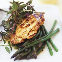 Spring Chicken Scallopini