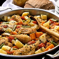 Image of Assyrian Chicken Stew, Better Homes and Garden
